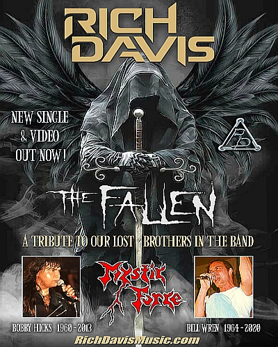 Rich Davis - The Fallen: A Tribute to Bobby Hicks and Bill Wren