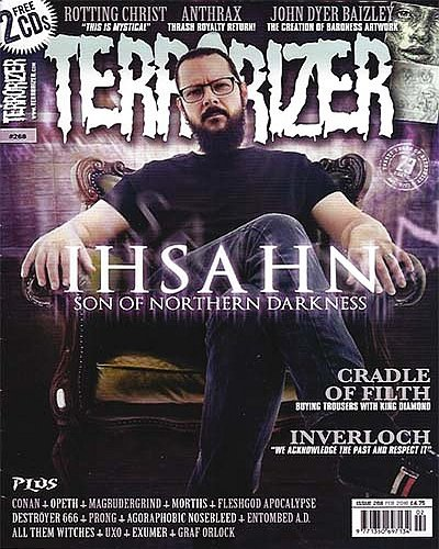 Rich Davis - Terrorizer Magazine - February, 2016
