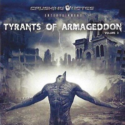 Rich Davis: Tyrants of Armageddon v.2