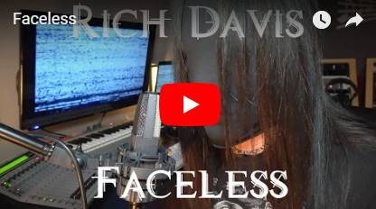 Rich Davis - Faceless video