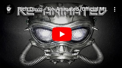 Rich Davis - Re-Animated video